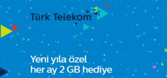 Türk Telekom 2017 Bedava İnternet Nasıl Yapılır ?