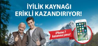 Erikli Bakkalla Selfie Kampanyası