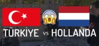 Türkiye ve Hollanda Askeri Güçleri