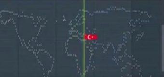 Dünya Haritası Müziğine Türkiye Damgası