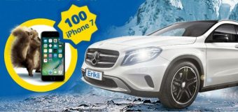Erikli Mercedes GLA ve Iphone 7 Çekiliş Sonuçları