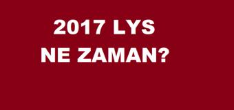 LYS Sınavlarına Kaç Gün Kaldı ?