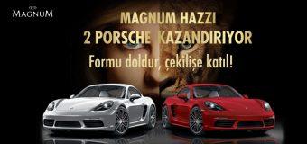 Magnum 2017 Çekiliş Sonucu Porsche Kazananlar