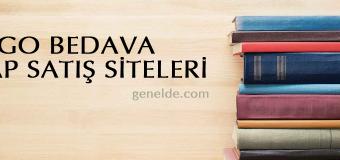 Ücretsiz Kargo Olan Kitap Siteleri